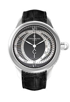 Women's Limited Edition Columbus Watch by Charriol on Dream Watches, Cool Watches, Men's Watches, Charriol, Swiss Made Watches, Business Dresses, Luxury Watches For Men, Classic Man, Mens Fashion