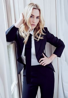 Kate Winslet, by Frederic Auerbach for Gotham - M like Marcel