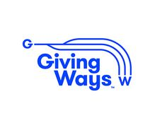 GivingWays is a platform that combines all the different ways of giving to charities. A complete branding package: we researched, devised a strategy, positioned, named, and designed the brand's print and digital presence. designed by awake ®Shoredi…