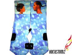 Drake NWTS Custom Nike Elite Socks ALL SIZES!! on Wanelo
