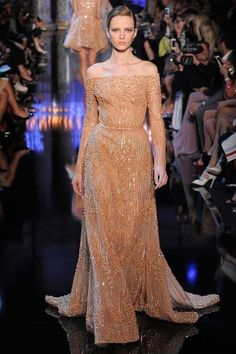 Elie Saab Haute Couture F/W 14.15 Paris - the Fashion Spot