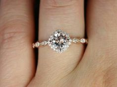 We love this unique gem of a ring!