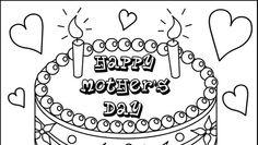Per la Festa della mamma i disegni da colorare con tante idee facili