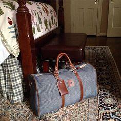 los tiempos son cortos, por lo tanto el equipaje es liviano