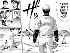 Read manga Diamond no Ace Ch.014: True Ace online in high quality
