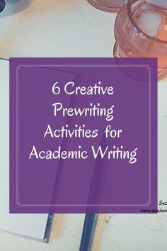 Academic Writing Blog - Academic Writing Success Writing Genres, Writing Topics, Pre Writing, Essay Topics, Academic Writing, Essay Writing, Writing Lesson Plans, Writing Lessons, Writing Process