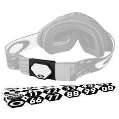 Oakley Goggle Custom Strap Wrap