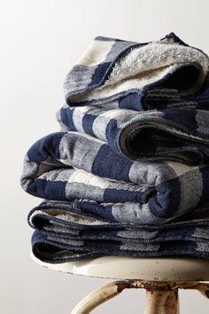 Gingham Check Towel - anthropologie.com