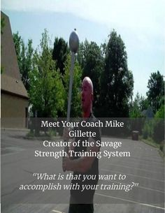 """Introducing Mike Gillette's """"Savage Strength Training"""" That Reveals 8 Secrets Guaranteed To Unlock Your Hidden Strength Potential Chest Workout For Men, Chest Workouts, Stronger Than You, Interval Training, Bench Press, Build Muscle, Strength Training, Hiit, Lunges"""