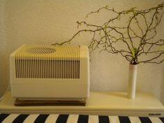Brune prestižní zvlhčovač vzduchu pro luxusně příjemné klima. Skladem.