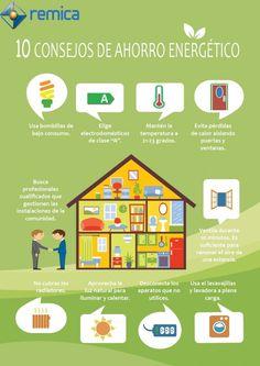Éstos son nuestros consejos para obtener el mayor ahorro energético.