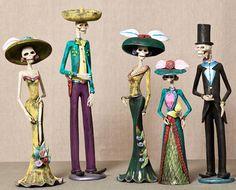 Día de los Muertos – Get Yo Mex On! — The Design Files ...