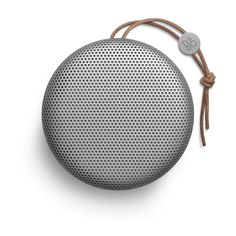 www.littlerugshop.com We dig the shape of the @bangolufsen B&O Play Beoplay A1 wireless #speaker designed by #CecilieManz by designmilk
