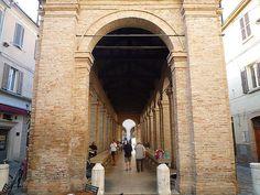 La Vecchia Pescheria di Piazza Cavour a #Rimini (via Turismo Emilia Romagna)