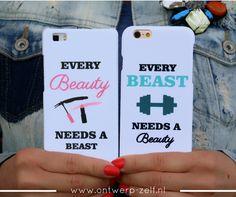 Beauty & The Beast  ... www.ontwerp-zelf.nl