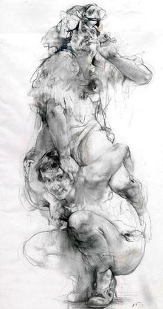 Sketches, Monochromatic Art, Figure Painting, Drawings, Drawing Illustrations, Figure Drawing, Figurative Artwork, Figurative Art, Portrait Art