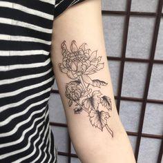 japanese chrysanthemum, thx @jacinthericard !
