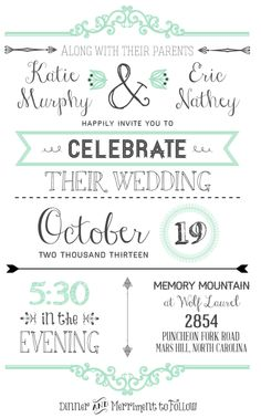 10 Free Wedding Invitation Printables Invite Templates For The Bride On A Budget