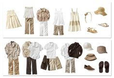 children outfits, neutrals