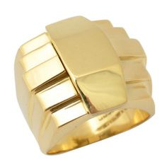 Barry Kieselstein Cord Gold Ring