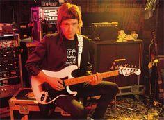 Adrian Smith (1986) Adrian Smith, Metal Fan, Iron Maiden, Great Bands, Rock N Roll, Dashboards, Rock Roll