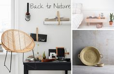 Journelles Maison: Helle Naturmaterialien sind zurück!