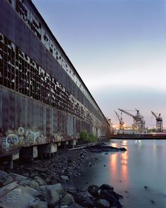 Like this one b/c it shows the water and industrial nature as well.