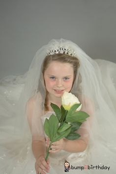 Girls in wedding dresses: Girls in their mothers wedding dresses, £60 photoshoot with 3 digital images and prints