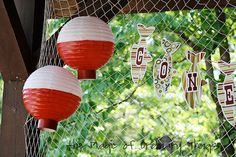 Fishing theme party The Magic of Ordinary Things