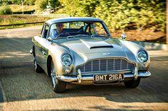Bond cars that won't break the bank