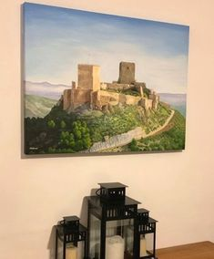 Thank you to the buyer who sent me photos of Lorca Castle my commission painting in situ by Julia Underwood & Jewells Art Koi Painting, Painting Process, Feng Shui Koi Fish, Feng Shui Art, Art Articles, Cat Sitting, Online Art Gallery, Pet Portraits, Fine Art America