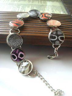 Animal Print Bracelet. Such a fun bracelet!