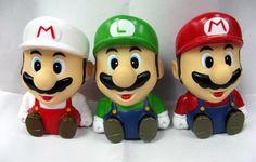 Super Mario Bros Luigi Figures DBFG0429 MLFG