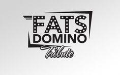 Corporate identity for Fats Domino Tribute Show.