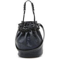 Alexander Wang Diego Dumbo Bucket Bag