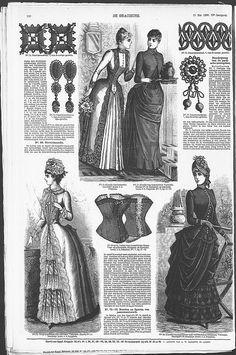 Gracieuse. Geïllustreerde Aglaja, 1885, aflevering 15, pagina 120