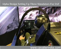 As part of greater indigenisation in the defence sector and the 'Make in India' initiative, leading electronic devices manufacturer Alpha Design Technologies Ltd is setting up three hi-tech simulators for the Indian Air Force (IAF) to train its pilots to fly fighters and helicopters.  For more Defence related news visit www.cavalierindia.com