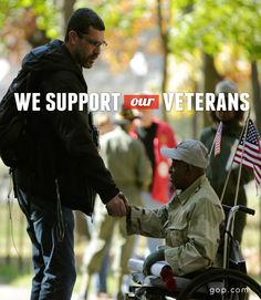 We will always be grateful for the sacrifice of our veterans & their families. #gop
