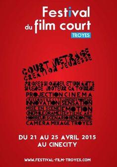 Le film sélectionné au Festival du Film Court de Troyes - Projection le 22 avril à 14h !