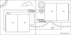 Scrappy Sketches: Mid Week Sketch 10-13