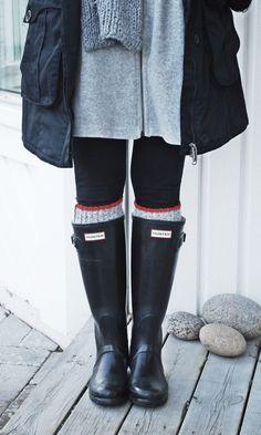Greys Hunter Boots