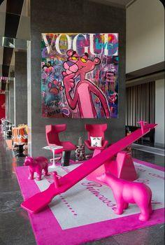 Canvas Poster, Canvas Wall Art, Wall Art Prints, Room Ideas Bedroom, Bedroom Decor, Pop Art Bedroom, Retro Interior Design, Deco Originale, Aesthetic Room Decor