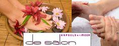 €22,50 ipv €45,- voor een V.I.P. voet-Spa-behandeling incl pedicure bij Voetverzorging Wieneke Pingen, gevestigd in 'De Salon, kapsels en meer' in Venlo