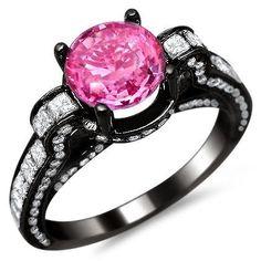 Wedding Ring Amazon 12 Popular Pink diamond ring amazon
