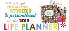 """2013 life planners from Erin Condren. Other pinner says, """" .seriously the best planners ever! Best Planners, Daily Planners, Cool Calendars, Storage Organization, Organizing, Classroom Organization, Making Life Easier, Erin Condren Life Planner, Getting Organized"""