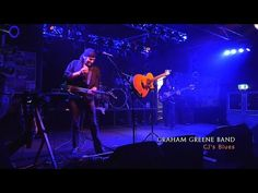Track of the Day – GRAHAM GREENE BAND 'CJ's Blues (live)' – Rock And Roll