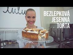 BEZLEPKOVÁ JESENNÁ TORTA | SLADKÁ ŠKOLA 07 - YouTube