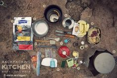 How to Pack a Camp Kitchen - Part 2
