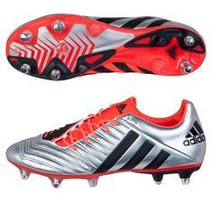 Shop Adidas X 16.1 online Adidas X 16.1 FG AG Silver Metallic Core Black Solar Red S81939 Soccer Shoes