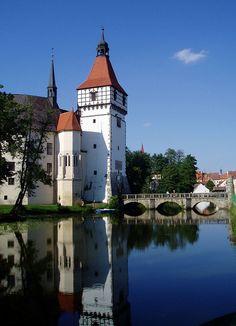 Chateau Blatna ~ South Bohemia, Czech Republic